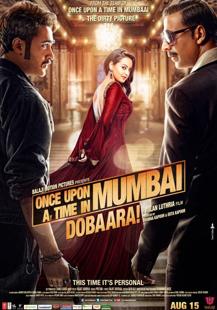 Once Upon a Time in Mumbai Dobaara!
